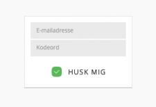 Magento modul til vedvarende brugerlogin
