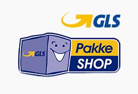GLS og PakkeShop til Magento 2