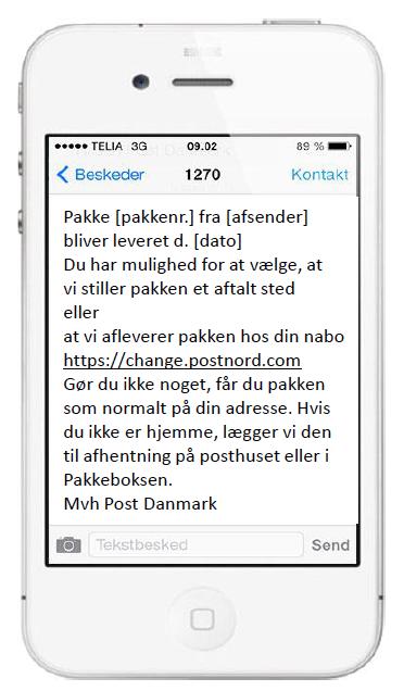 FlexChange SMS